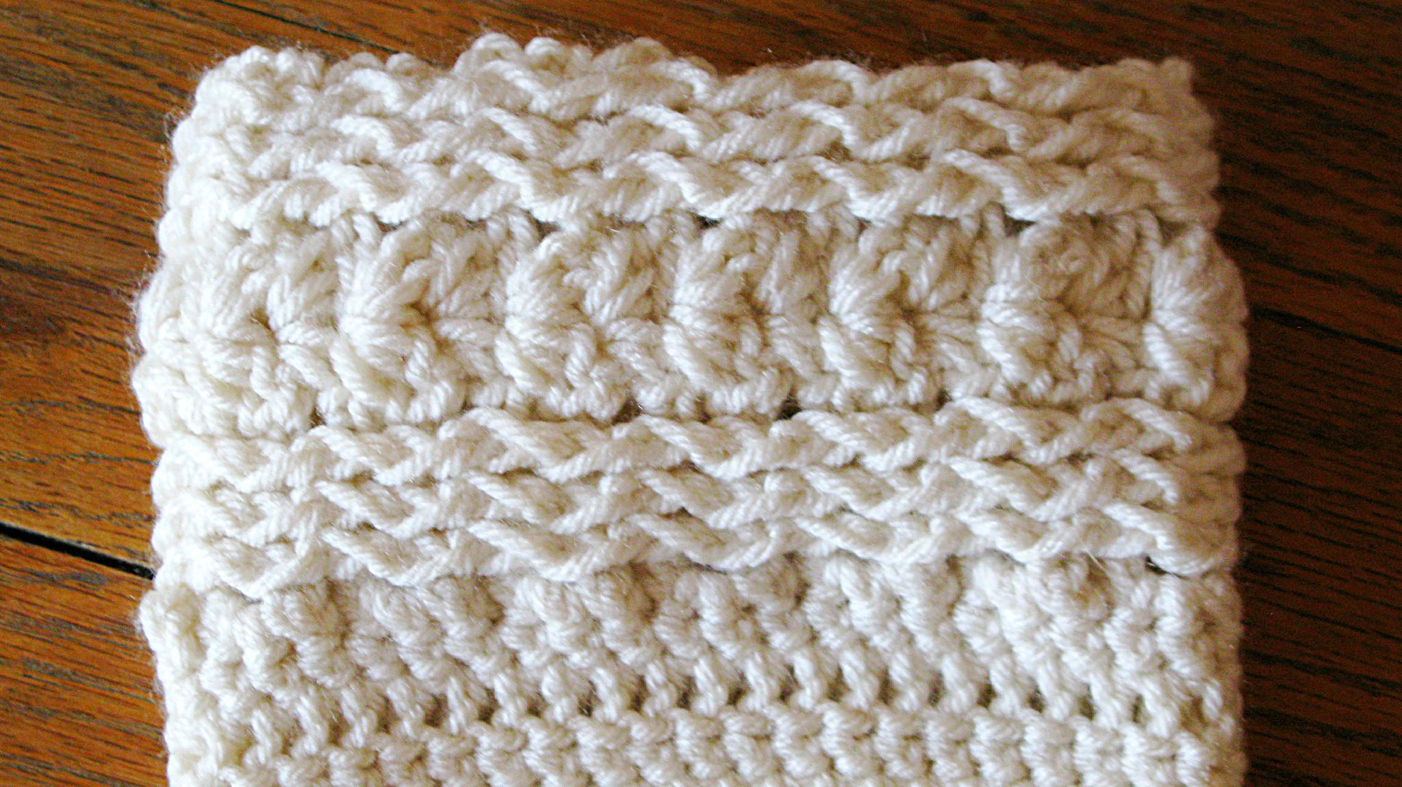 Boot Cuff | ELK Studio – Handcrafted Crochet Designs