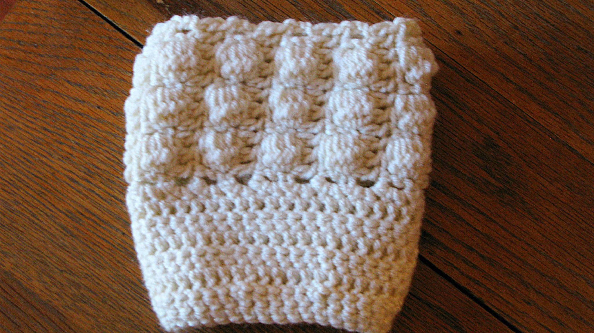 Crochet Hat Pattern With Cuff : Boot Cuff Patterns ELK Studio ? Handcrafted Crochet Designs