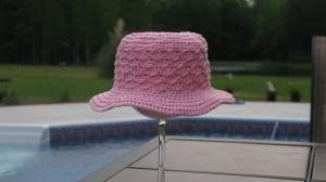Mini Summer Beach Hat