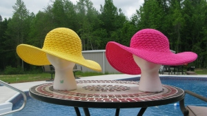 Summer Beach Hats