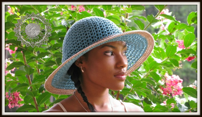 Southern Breeze summer hat by ELK Studio