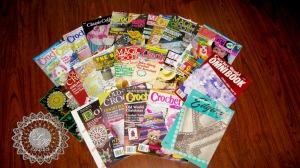 Crochet Magazines/Books