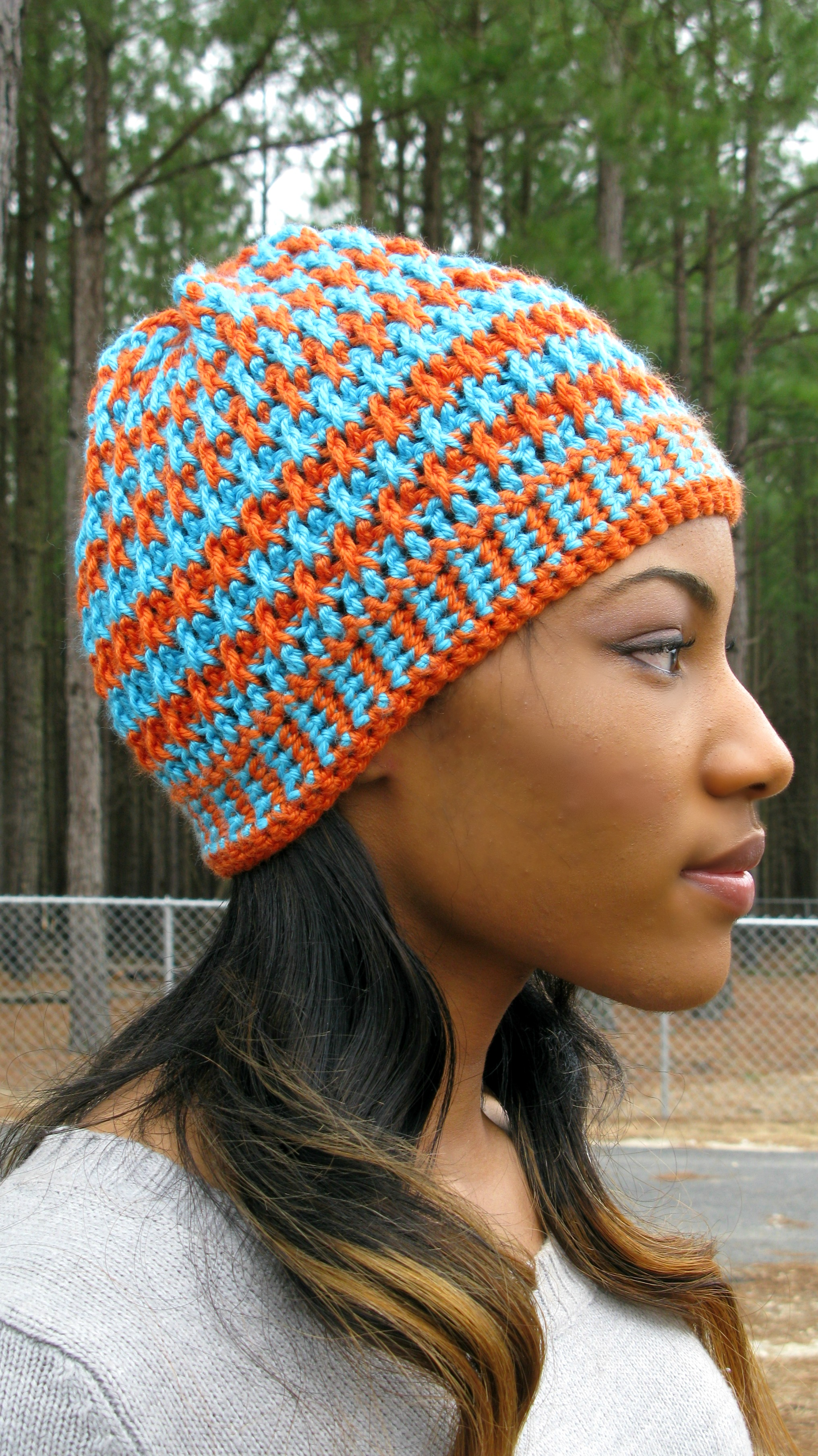 Free Crochet Pattern Multi Colored Hat : Crochet ELK Studio ? Handcrafted Crochet Designs